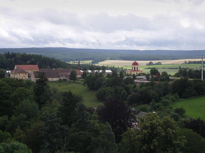 ZÁMEK NEČTINY  - Liběna Stiebitzová