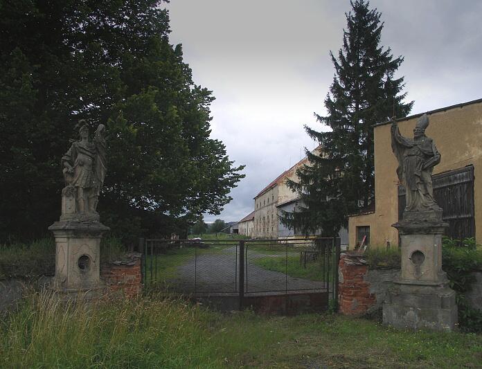 BAROKNÍ SOCHY - Liběna Stiebitzová