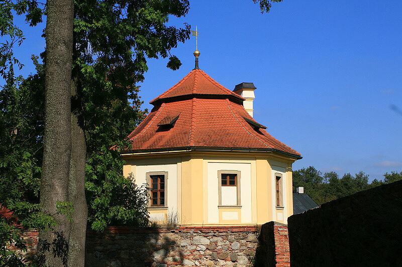 KLÁŠTER TEPLÁ - Liběna Stiebitzová