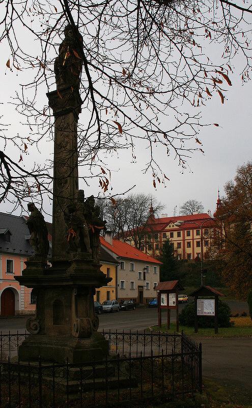 BEZDRUŽICE - Liběna Stiebitzová