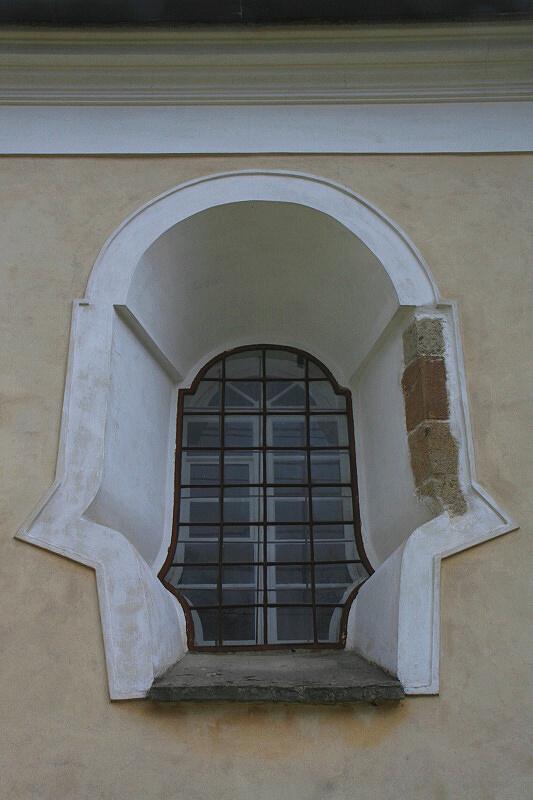 BAROKNÍ OKNO - Liběna Stiebitzová