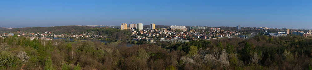 Panorama - Liběna Stiebitzová